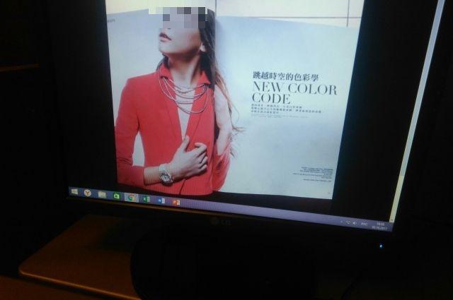 14-летняя пермячка участвовала в показах в Шанхае и снималась для журналов.