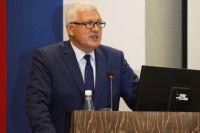 С основным докладом выступит председатель Заксобрания.