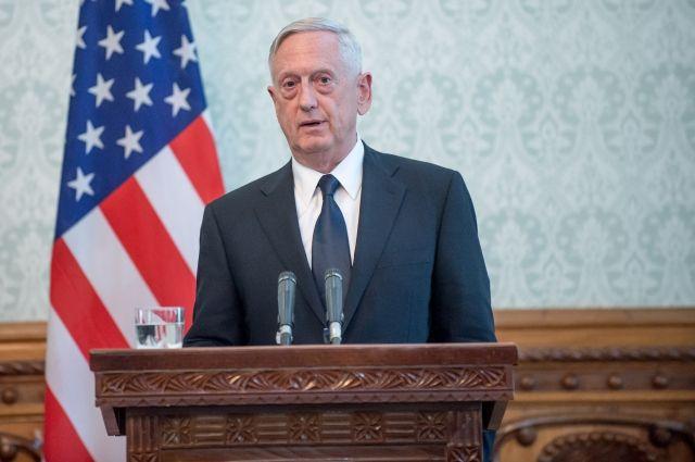 Мэттис поведал опотерях США икурдов при освобождении Ракки