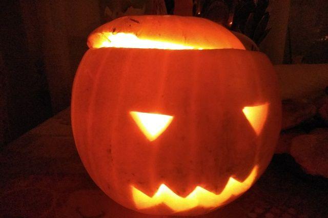 Halloween по-тюменски