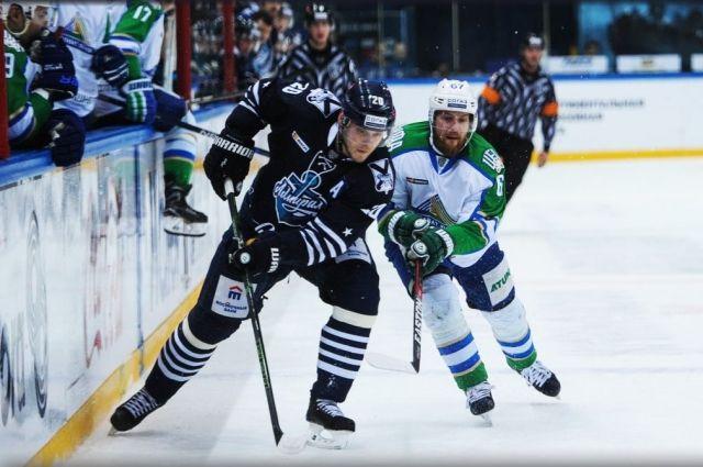 «Салават Юлаев» отправился втур поДальнему Востоку: 1-ый матч с«Адмиралом»