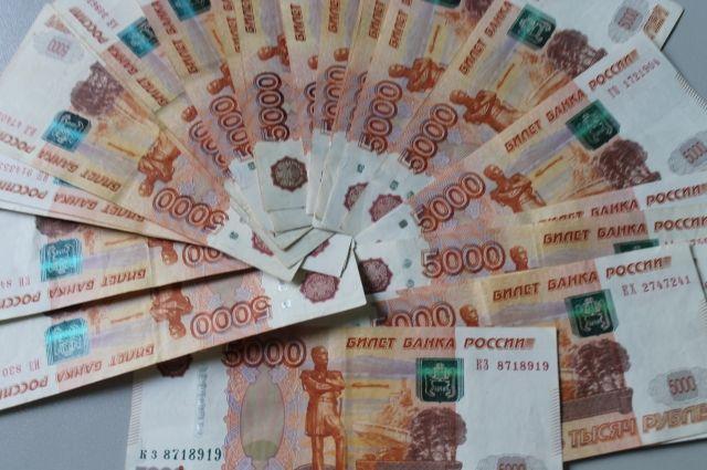 Почти 3 млн рублей задолжал гендиректор тюменского ООО своим сотрудникам