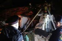 От взрыва газа пострадали две квартиры