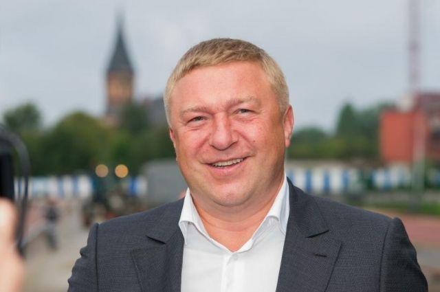 Александр Ярошук выдвинут на пост главы Калининграда.