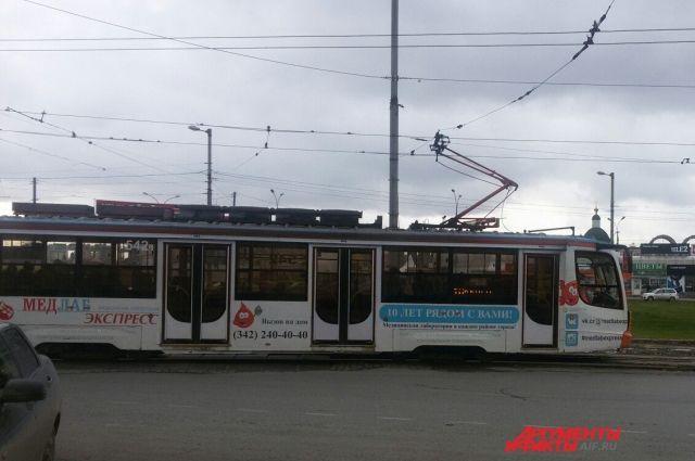 По будням в час пик интервалы следования некоторых трамваев увеличатся на 3-4 минуты.
