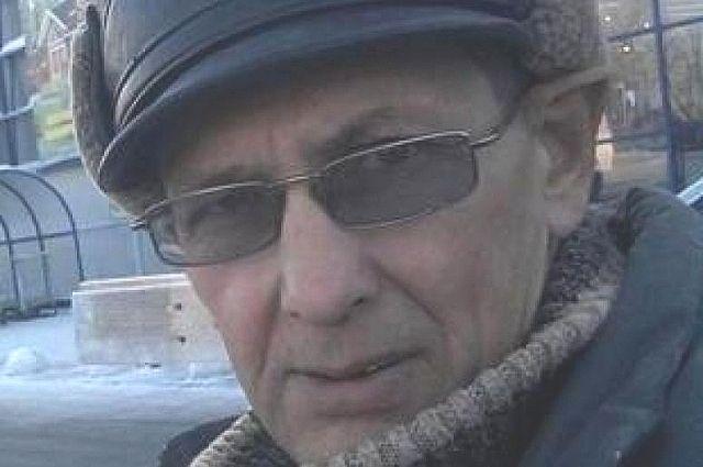 ВЕйском районе ищут пропавшего 58-летнего Сергея Бусова
