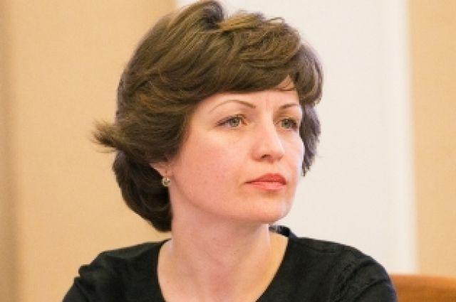 Оксана Фадина готова стать мэром.