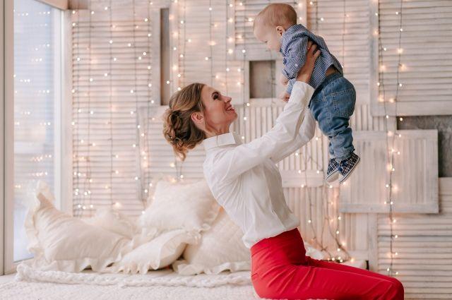 Психологи уверенны, что женщины готовы к материнству лишь после 30 лет.