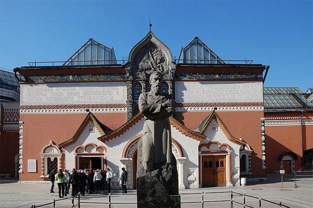 Третьяковская галерея в«Ночь искусств» будет работать бесплатно