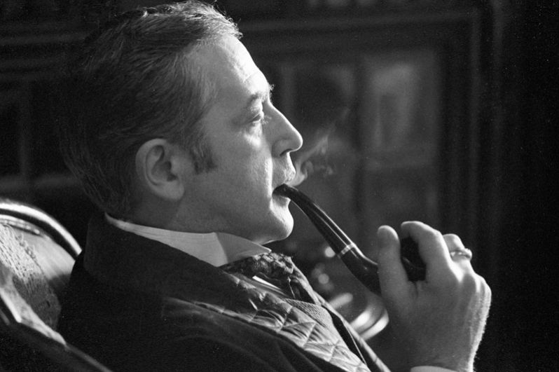 Василий Ливанов («Приключения Шерлока Холмса и доктора Ватсона», 1979-1981).