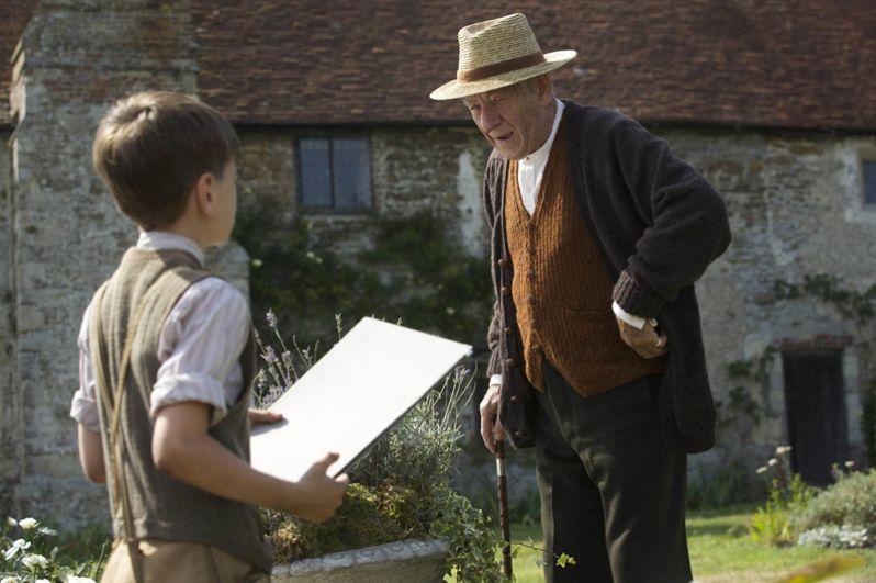 Иэн Маккелен («Мистер Холмс», 2015).