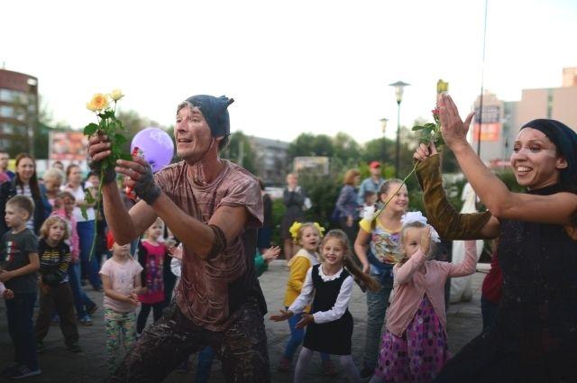 Пермские театры ждут юных зрителей.