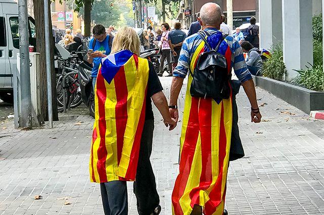 Референдум равен нулю. Как Курдистан и Каталония потерпели поражение