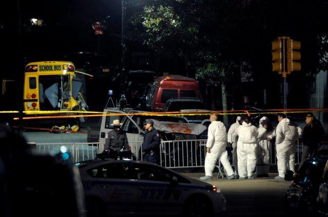 Жертвами теракта вНью-Йорке стали пятеро жителей Аргентины