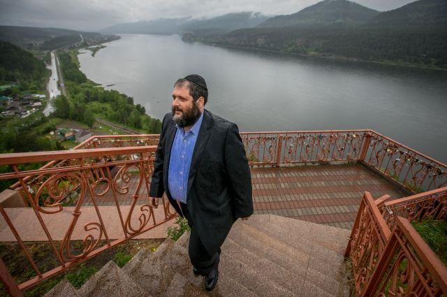 Беньямин Вагнер родился в Иерусалиме, а в Красноярске живёт уже 17 лет.
