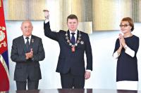 Ерёмин пообещал делать всё на благо Красноярска и его жителей.