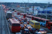 70% загрязнения приходится на автомобильный транспорт.