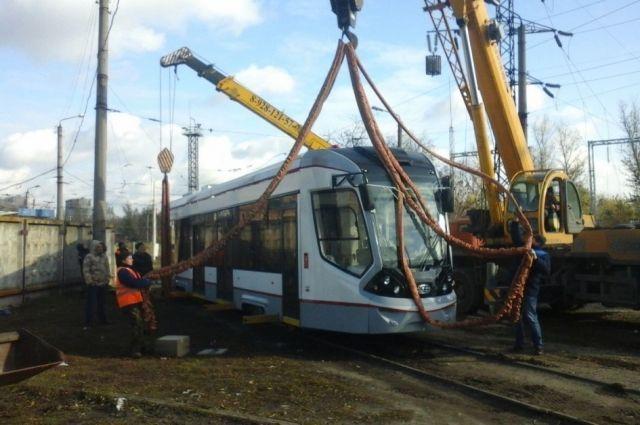 Доконца года вРостове намаршруты выйдут 13 новых трамваев