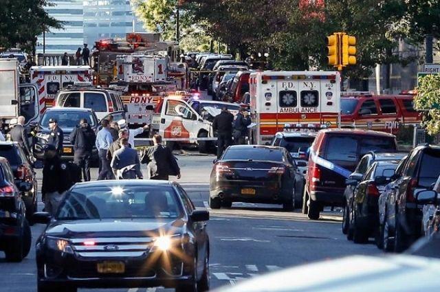 Украинцев среди погибших ипострадавших вовремя теракта вНью-Йорке нет