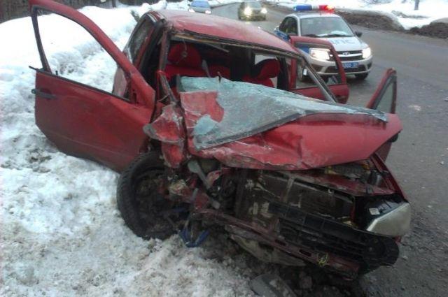 ВПерми осудили водителя ВАЗа, повине которого погибла пассажирка