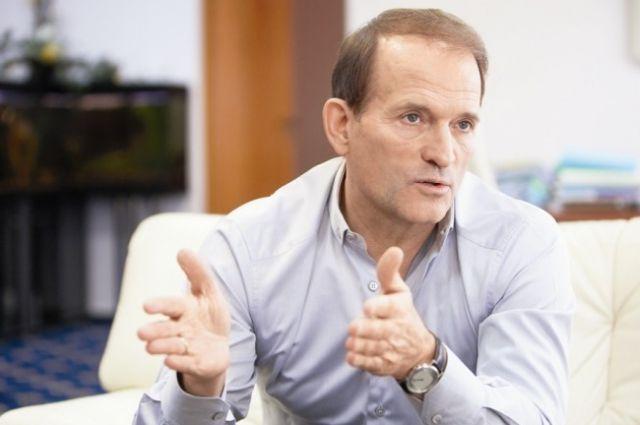 Виктор Медведчук заявил, что власть готовит очередную антиукраинскую акцию