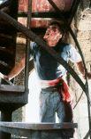В 1991 году Дольф снялся в триллере «Крыша» об американском журналисте, противостоящем террористической группировке «Чёрный октябрь».