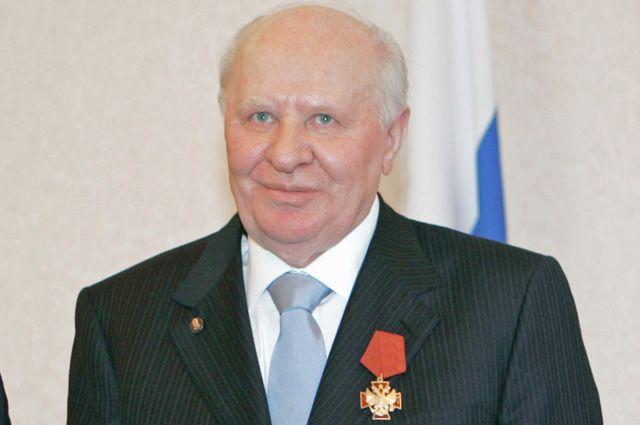 Егор Строев.