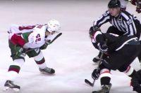 Пермские хоккеисты завершили очередную домашнюю серию победой.