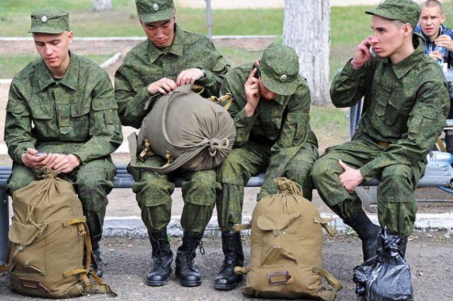 Украинцы призывного возраста должны прийти ввоенкомат без повестки