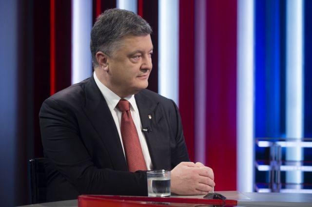 Порошенко договорился об удешевлении самых дорогих в Украине виз