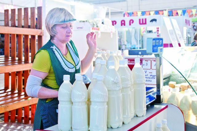 ВКрасноярском крае стало менее поддельного молока
