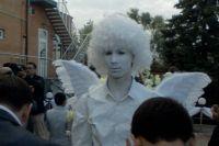 Мода на «живые» скульптуры в Россию пришла из Европы.