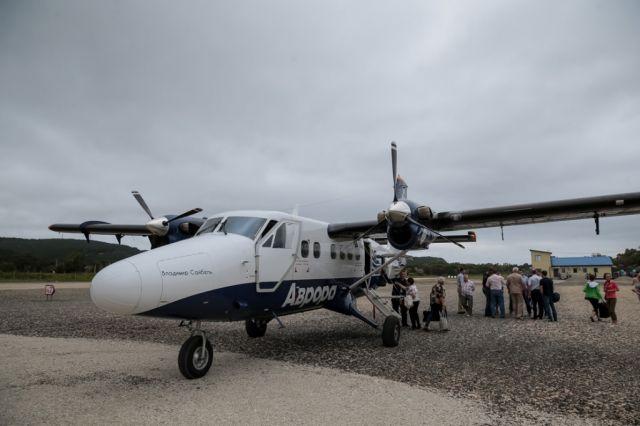 Малая авиация связала воздушными трассами даже самые отдалённые уголки Приморья.