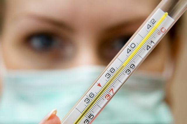 За прошедшую неделю более 14 тыс. кузбассовцев заразились ОРВИ.