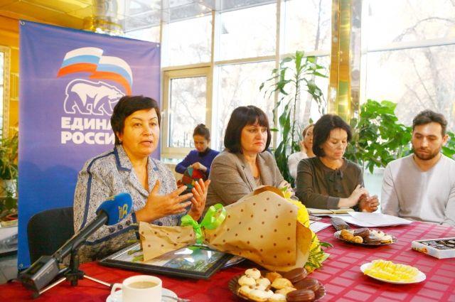 Первые итоги проекта были подведены на встрече с театральными деятелями в Иркутске.