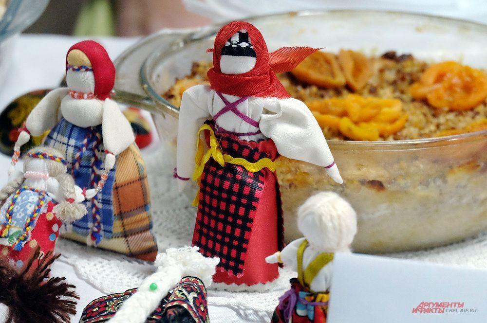 Гурьевская каша - блюдо русской кухни.