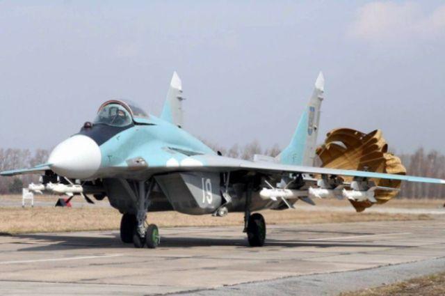 ВВенгрии выставили нааукцион списанные истребители МиГ-29