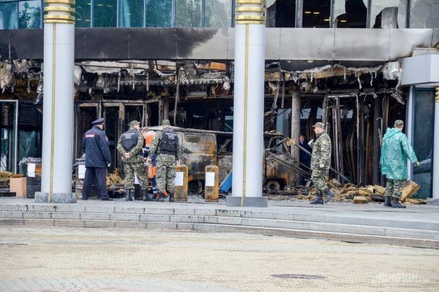 Поджигатель кинотеатра «Космос» вЕкатеринбурге отправился под суд