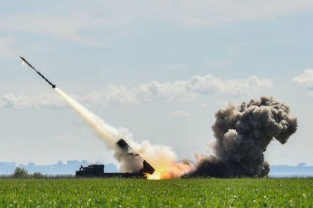 ВСУ начали испытание зенитных ракет в Херсонской области