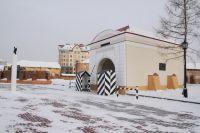 В Омской крепости откроют три здания.