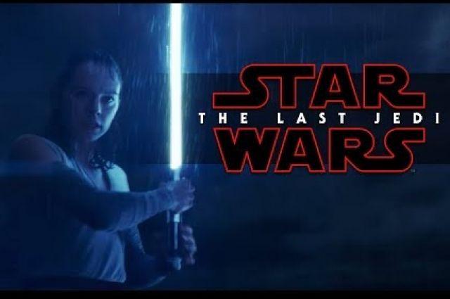 Новый ТВ-трейлер фильма «Звёздные войны. отрывок VIII: Последние джедаи»