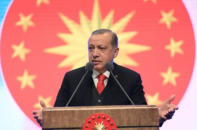 1-ый автомобиль, выпущенный вТурции, достанется Эрдогану