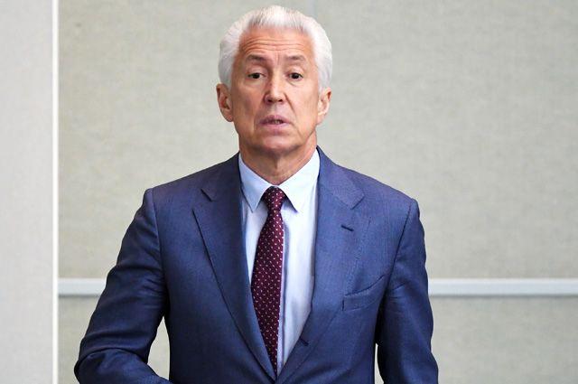 Владимир Васильев желает  узнать орисках оттрубы