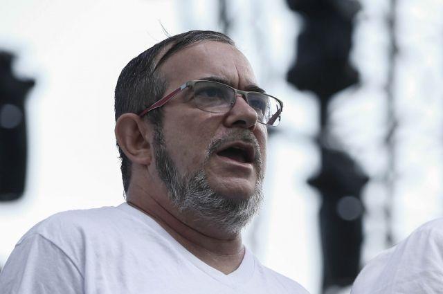 Боевик-повстанец покличке Тимошенко поборется запост президента Колумбии