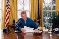 Билл Клинтон, 1993 г.