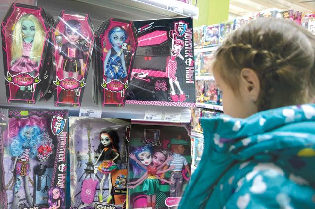 Кукла Маша и кукла Даша уже не те…
