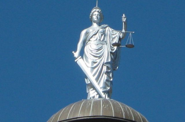 Похититель головы статуи наБольшой Пушкарской предстанет перед судом