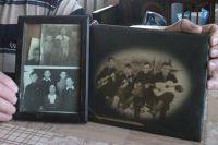 Фотографий у Парасковьи Григорьевны почти нет, не до того было.