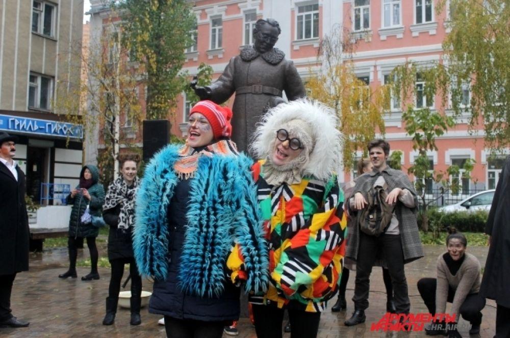 Детский театральный фестиваль «Маршак» проходит в Воронеже с 2015 года.