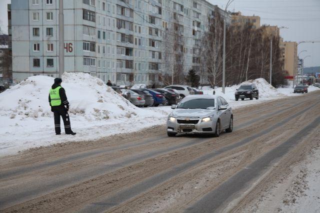 Пешеход-нарушитель умер под колесами ВАЗа вМиассе
